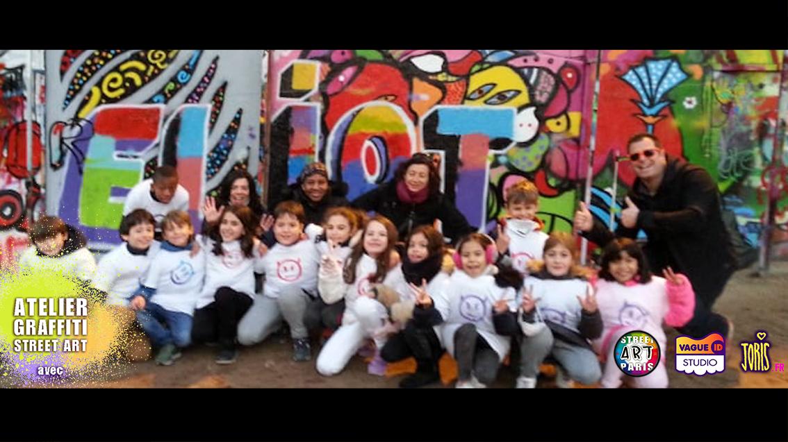 COURS-GRAFFITI-STREET-ART-PARIS-ACTIVITE-ORIGINALE-ANNIVERSAIRE-ENFANT