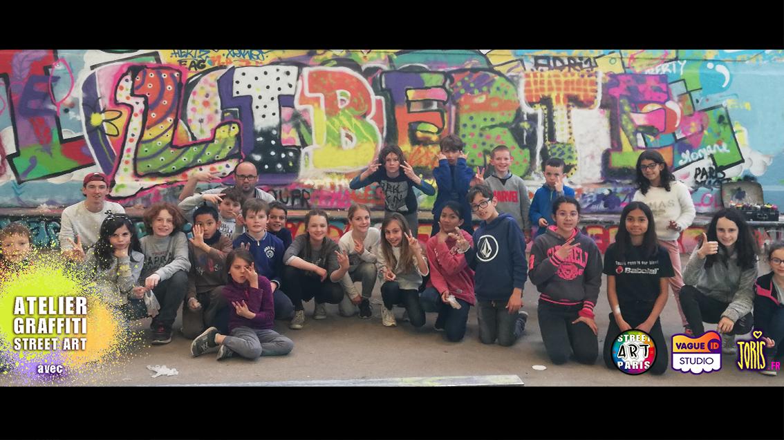 COURS-GRAFFITI-STREET-ART-PARIS-SORTIE-EDUCATIVE-SCOLAIRE