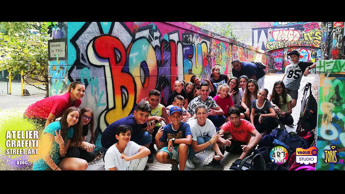 COURS-GRAFFITI-STREET-ART-PARIS-SORTIE-INSOLITE-ORIGINALE-EDUCATIVE-SCOLAIRE-PEDAGOGIQUE