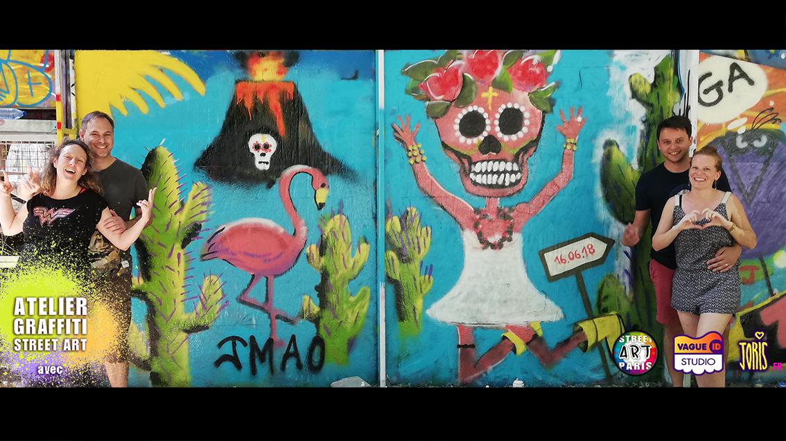 COURS-GRAFFITI-STREET-ART-PARIS-SORTIE-ORIGINALE-EN-COUPLE
