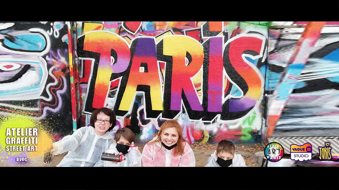 COURS-GRAFFITI-STREET-ART-PARIS-SORTIE-ORIGINALE-EN-FAMILLE-VACANCES