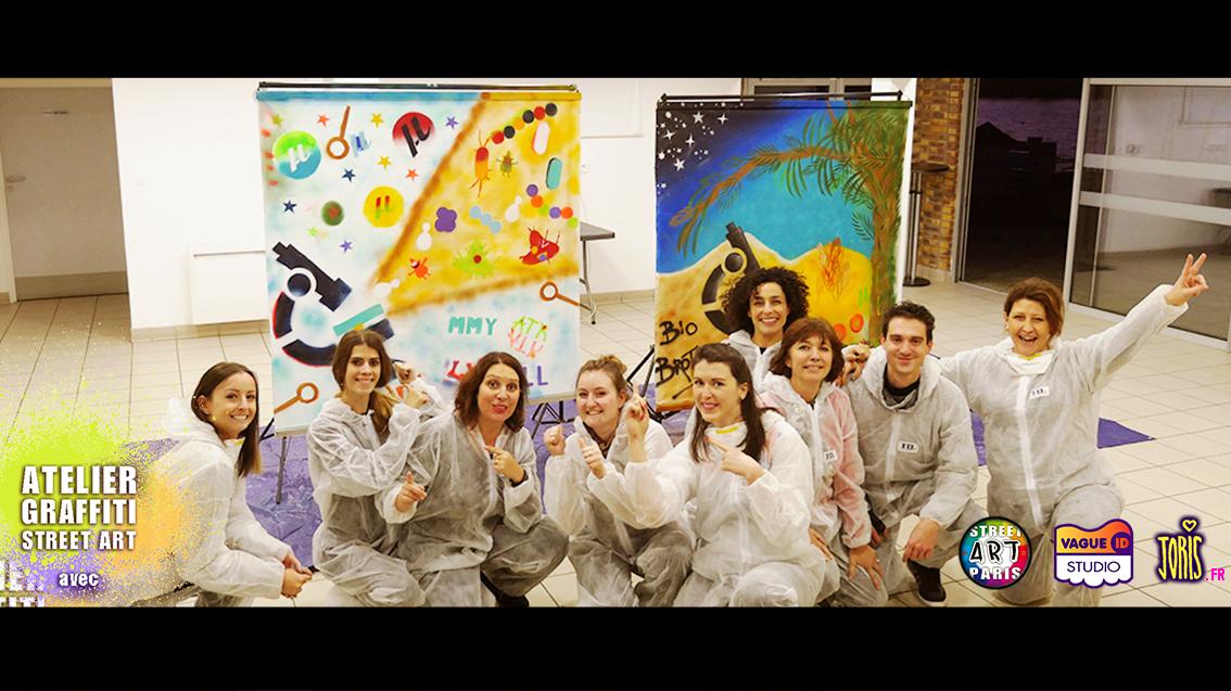 COURS-GRAFFITI-STREET-ART-PARIS-TEAM-BUILDING-ENTREPRISE-SEMINAIRE-ACTIVITE