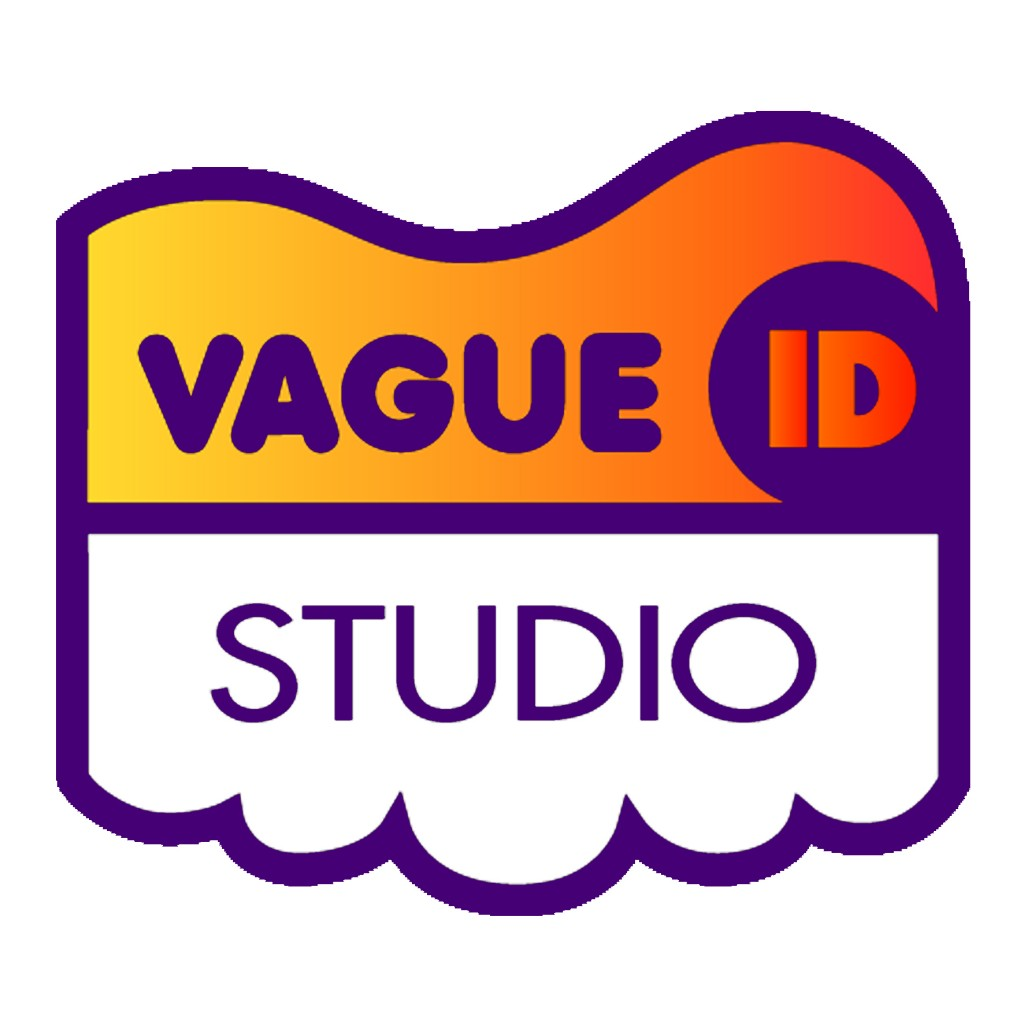 VAGUE ID LOGO VIOLET