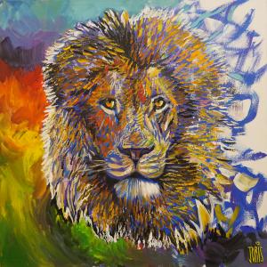 HARMONIC LION