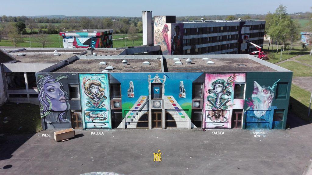Street Art City, le nouveau paradis du Street Art...